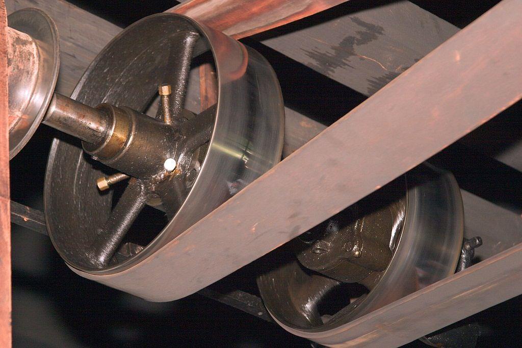 Leather Transmission Belts