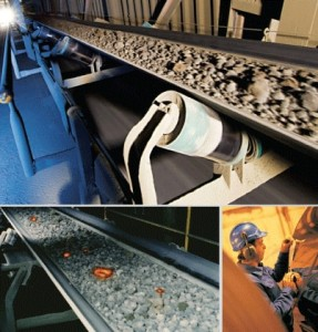Types of Rubber Conveyor Belt