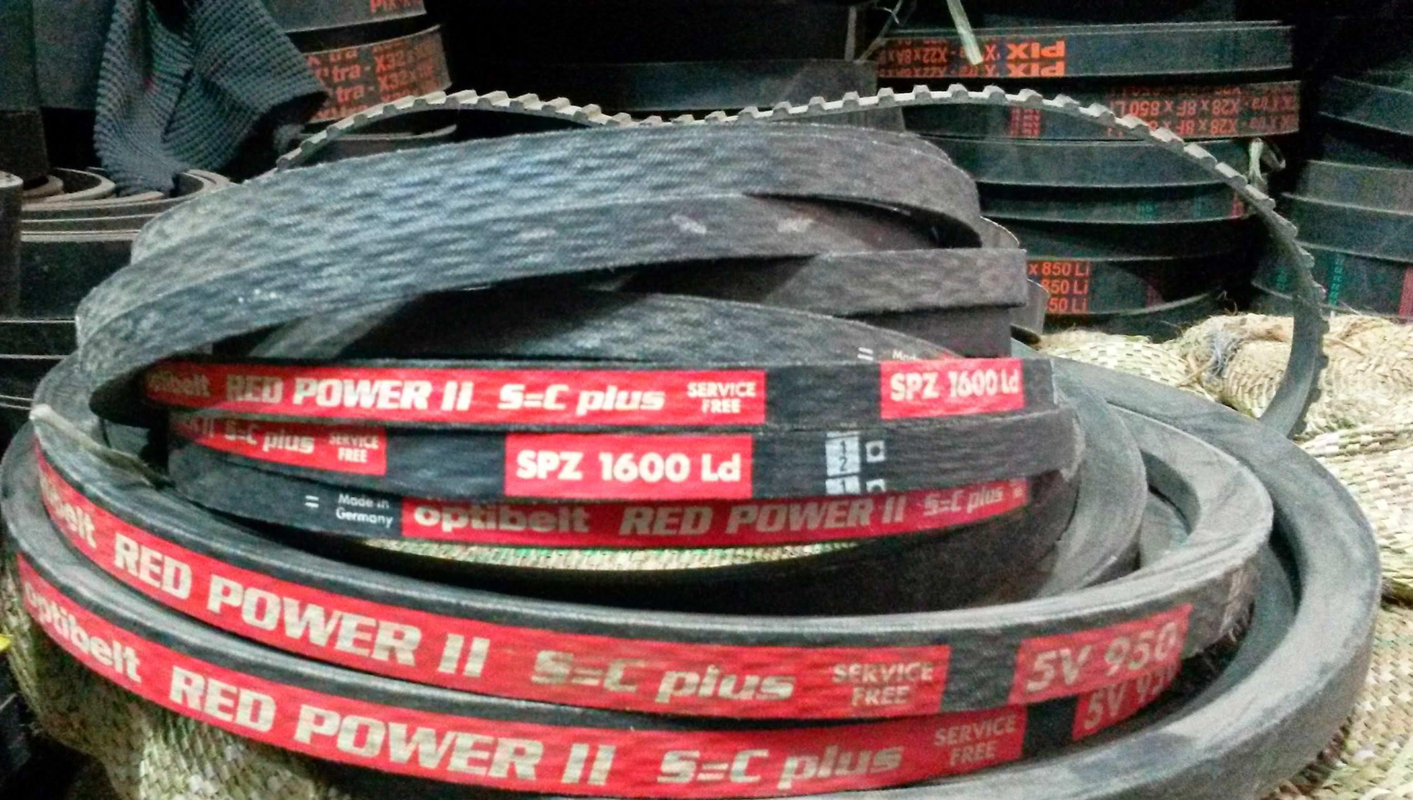 Industrial V Belts Stockist, Supplier & Dealer in Pakistan
